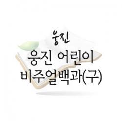 웅진 어린이 비주얼백과(구)